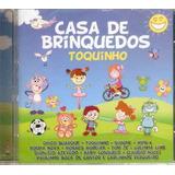 Cd toquinho Cd Casa De Brinquedos Original Novo Lacrado