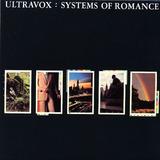 Cd ultravox systems Of Romance importado Em Otimo Estado