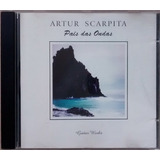 Cd2582 Artur Scarpita País Das Ondas Alquimusic Solo 1996