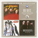 Cds Bee Gees 3 Cds   The Triple Album   Pac