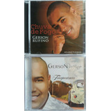 Cds Gerson Rufino Coleção 2 Cds Original