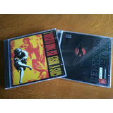Cds Guns N  Roses   Use Your Illusion I & Velvet Revolver