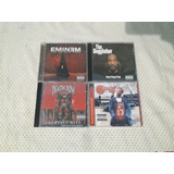 Cds Originais Rap   Snoop Dogg  Eminem  Chingy  Death Row
