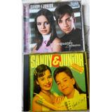 Cds Sandy E Junior   Coleção