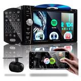Central Multimídia Briwax Mp5 Dvd Cd Bluetooth 7 P Câmera Ré