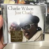 Charlie Wilson   Just Charlie Cd Importado Lacrado Frete Gra