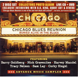 Chicago Blues Reunion   Buried Alive In The Blues Cd Sampler