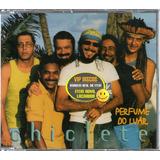 Chiclete Com Banana Cd Single Perfume Do Luar   Raro