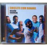 Chiclete Com Banana Seleção Essencial Cd Original E Lacrado