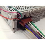 Chicote Plug Cd Player H buster Hbdu 3200 Hbd 4200 Hbd 7200