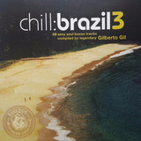 Chill Brazil 3 Cd Novo Gilberto Gil Tom Jobim João Frejat A2