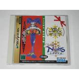 Christmas Nights Into Dreams   Sega Saturn   1996  cd Antigo
