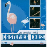 Christopher Cross An Evening With Live   Cd Pop