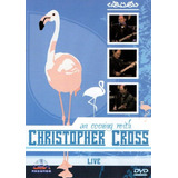 Christopher Cross An Evening With Live   Dvd Pop