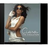 Ciara Evolution Cddvd   Novo Lacrado Original