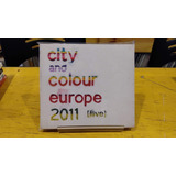 City And Colour Cd Duplo Europe 2011 Live