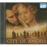 City Of Angels Cd Cidade Dos Anjos Trilha Sonora Do Filme