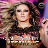 Claudia Leitte Axemusic   Cd Mpb