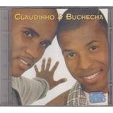 Claudinho E Buchecha   Cd A Forma   1997   Seminovo