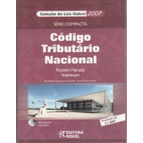 Codigo Tributario Nacional   Serie Compacta   Com Cd   Kiyos