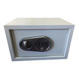 Cofre Eletrônico Digital Com Prateleira E Chave Modelo 20 El