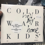 Cold War Kids   Hold My Home  cd Importado Lacrado  Digipack
