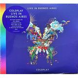 Coldplay Live Buenos Aires 2 Cds Lacrado