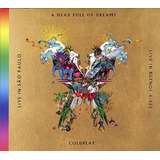 Coldplay Live In Buenos Aires   Live São Paulo 2 Cds   Dvd