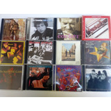 Coleção 102 Cd s Rock Pink Floyd Bob Dylan Beatles The Clash