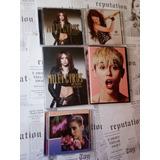 Coleção Box Dvd Cds Miley Cyrus Original