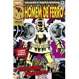 Coleção Clássica Marvel Vol. 8 - Homem De Ferro Nº 1 ( 2021