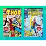 Coleção Clássica Marvel Vol. 9 E 10 ( Panini - 2021 )