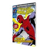 Coleção Clássica Marvel Vol1 O Espetacular Homem Aranha