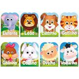 Coleção De Livro Infantil - Olha Quem Sou! - 8 Títulos