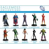 Coleção Eaglemoss Dc Comics Com 101 Figuras De Metal