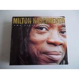 Coleçao Lote 3 Cds Milton Nascimento Uma Travessia Musical