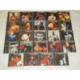 Coleçao Lote 49 Cds Rock Coleção Hendrix Prince Morrisey Ddd