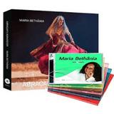 Coleção Maria Bethania Abraçar E Agradecer Com 7 Cds