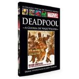 Coleção Oficial De Graphic Novels Hq Marvel - Capa Dura