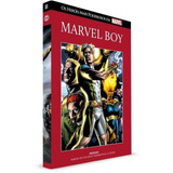 Coleção Os Heróis Mais Poderosos Da Marvel - Capa Dura