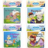 Coleção Primeiro Livro Do Bebê - Banho Divertido - 4 Livros