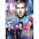 Collection 2x Master Show   Electro House   Calvin Harris E