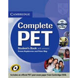 Complete Pet Sb With Answers With Cd rom