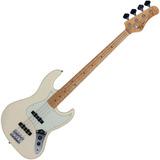 Contrabaixo Baixo Jazz Bass Tagima Tw73 Olympic White