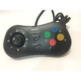 Controle Neo Geo Cd Original Excelente Estado