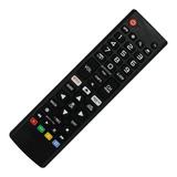 Controle Remoto Para Tv Led LG Smart Akb75095315
