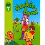 Cookie Land   Primary Readers   Level 1   Book With Cd Audio