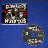 Corazones Muertos   Alive From The Graveyard   Cd   2014