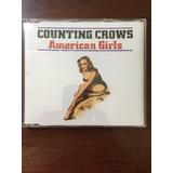 Counting Crows Cd Single American Girls Promo Importado
