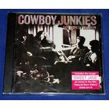 Cowboy Junkies   The Trinity Session   Cd Usa Lou Reed Novo